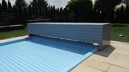 Hersteller von Schwimmbadrollladen 01